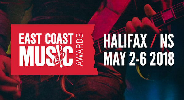 the Talent Trust thanks the East Coast Music Awards