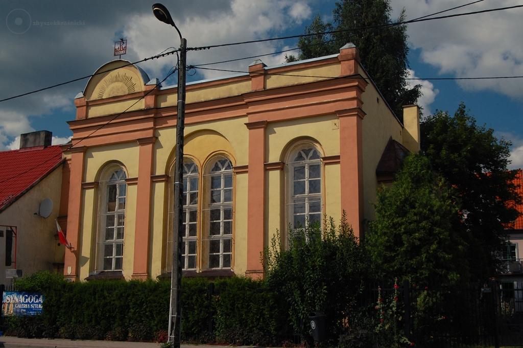 #zostajęwdomu i zwiedzam Barczewo /2/ | Barczewska synagoga