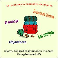 En el extranjero para aprender un idioma (IV). Los amigos, aprender inglés, aprender idiomas, vivir en el extranjero