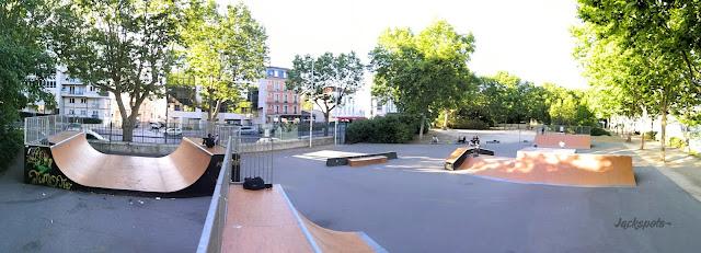 skatepark asnieres sur seine