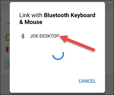 كيفية استخدام هاتفك الاندرويد كماوس او لوحة مفاتيح بلوتوث في الكمبيوتر