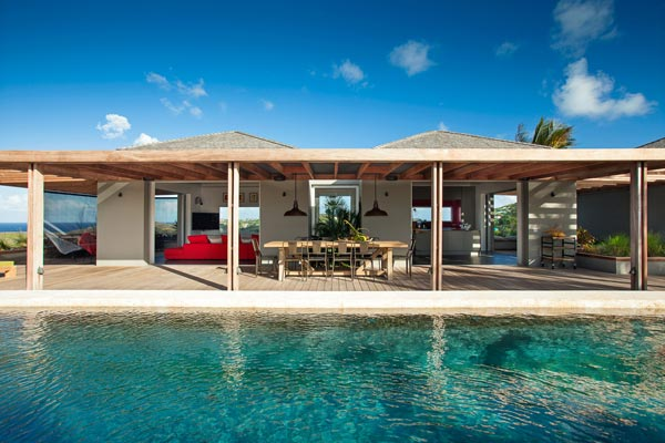 Villa Imagine St. Barths
