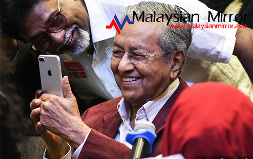 What goes around, comes around, dear Mahathir