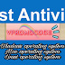 Best Antivirus For Your PC , Laptop (Windows XP, 7, 8.1, 10, Mac, Linux)