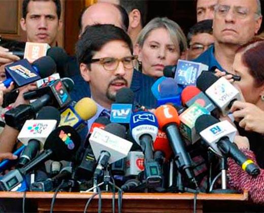 """¡BLINDADOS CONTRA CHANCHULLOS! Partido que el CNE deje """"vivo"""" en la validación, representará a toda la unidad"""