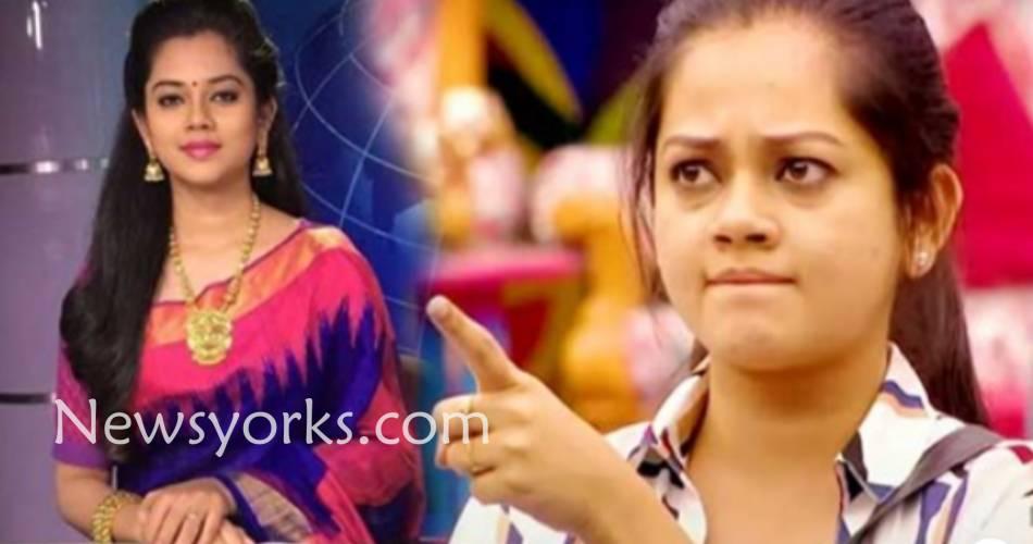 Anitha sambath voice against women arrausing in cine field