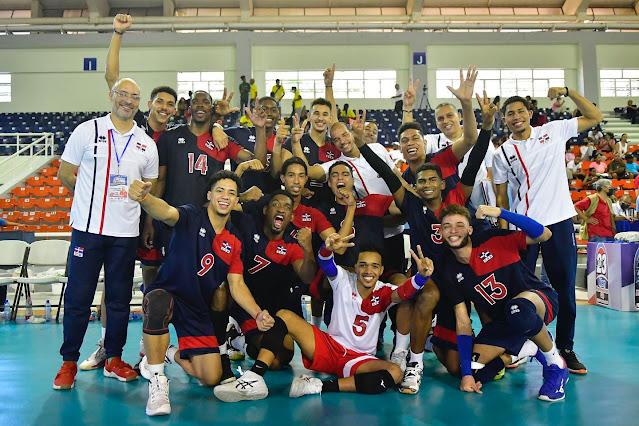 RD logra la medalla de bronce en Panam Sub-23 de Voleibol; clasifica Panamericanos Juveniles