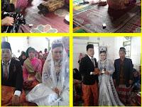 Acara Pernikahan di Kecamatan Semidang Alas Maras Kental dengan Nuansa Adat