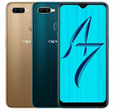 Harga Oppo A7 dan Spesifikasi Lengkap