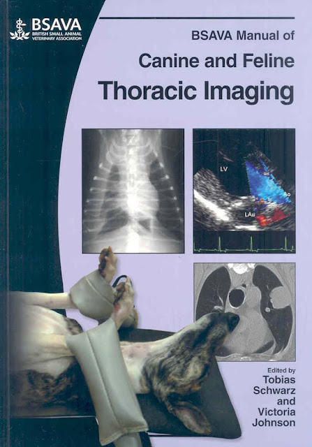 BSAVA Manual of Canine and Feline Thoracic Imaging - WWW.VETBOOKSTORE.COM