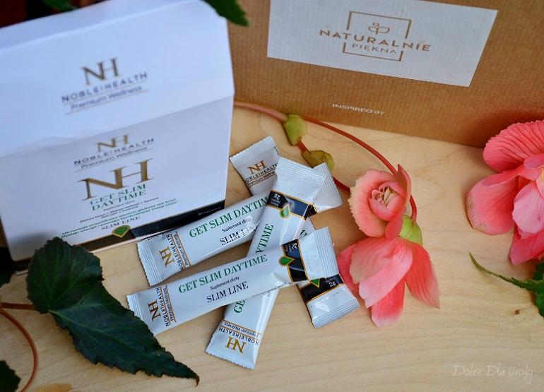 InspiredBy NATURALNIE PIĘKNA - Noble Health Get Slim DayTime