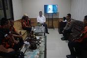 Jalin Sinergitas dan Jaga Kamtibmas, PAC Ormas PP Kabupaten Pandeglang Kunjungi Kapolres Pandeglang
