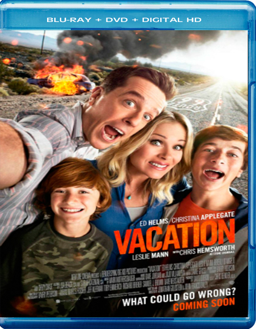 Vacation [2015] [DVDR BD] [NTSC] [Latino] [Remasterizado] [Davidlanda]