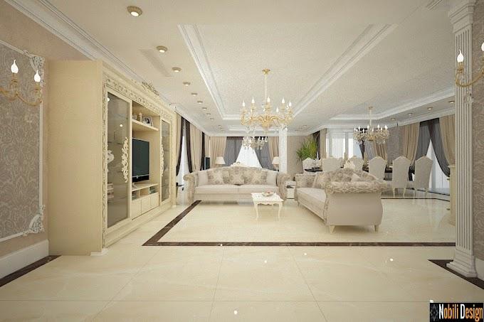 Cum să creați un interior decent și scump într-un apartament mare