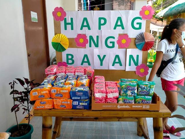 Community pantries: Discipline and bayanihan spirit is seen in Batangas City