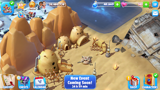 Tusken Raiders Star Wars Disney Magic Kingdoms