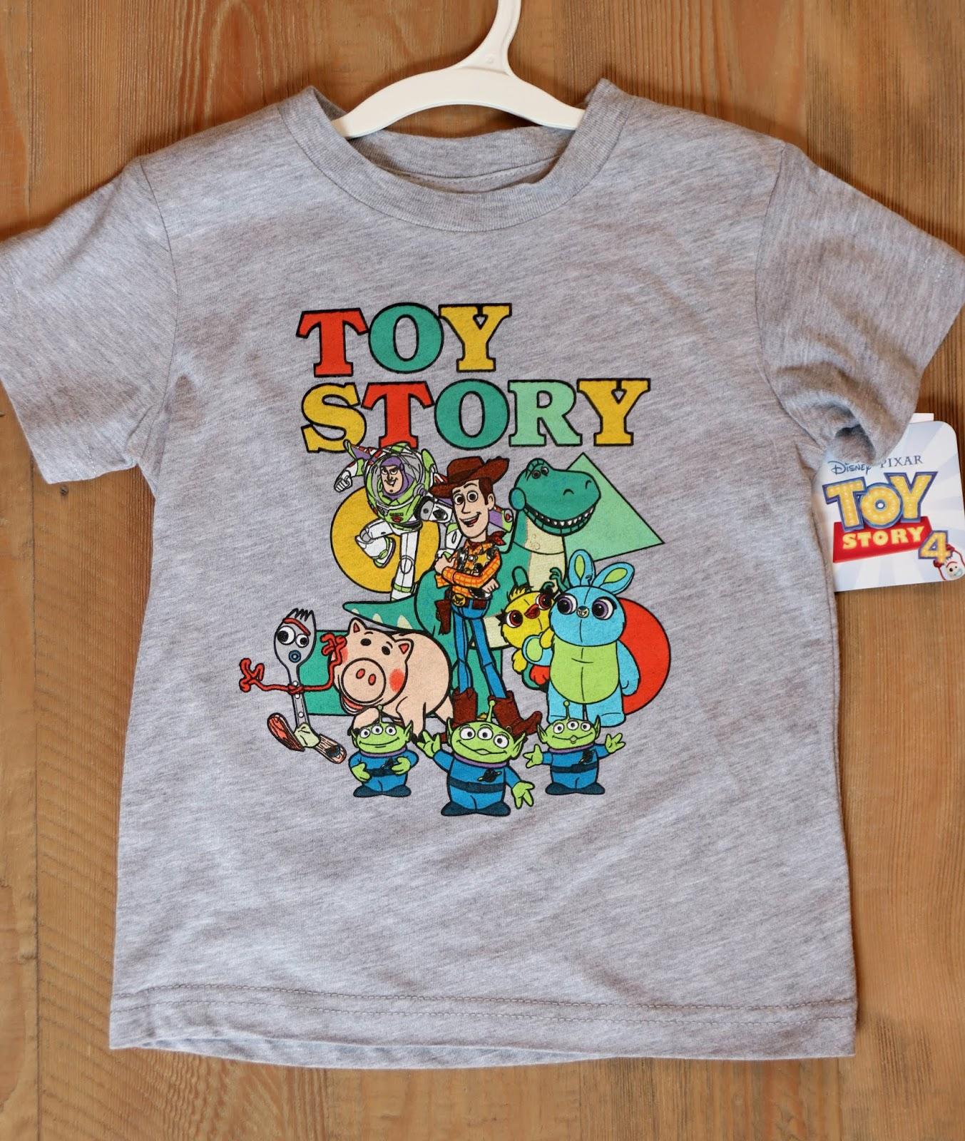 toy story 4 toddler tee target