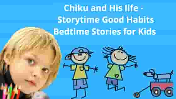Storytime Good Habits Bedtime Stories for Kids in Hindi.