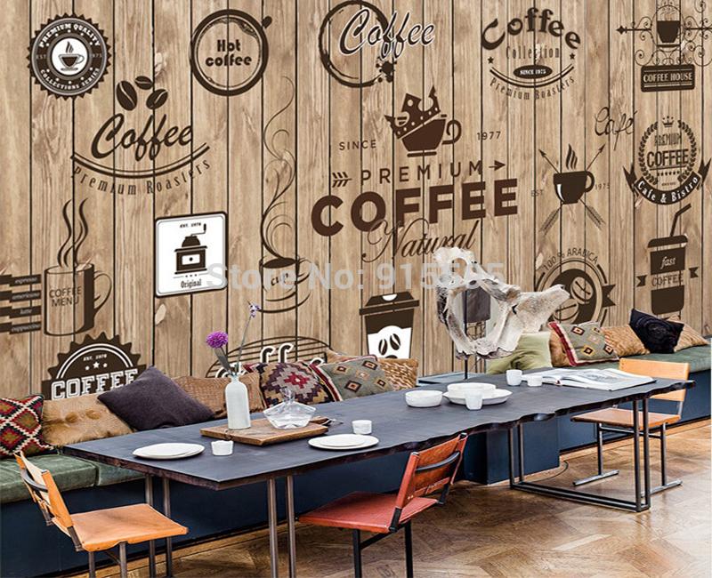 86 Foto Desain Tembok Cafe Simple Terbaik