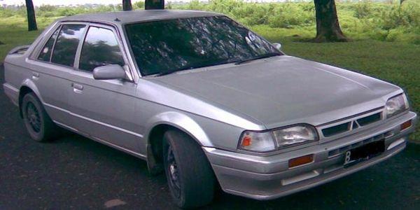 Mazda 323 Trendy 1988