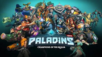Game Paladins
