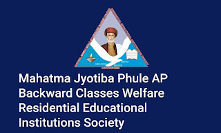 MJPAPBCWREIS- Mahatma Jyotiba Phule AP Backward Classes Welfare Residential - మహాత్మా జ్యోతిబాపూలే ఆంధ్రప్రదేశ్ వెనుకబడిన తరగతుల సంక్షేమ గురుకుల విద్యాలయాల సంస్థ (MJPAPBCWREIS) 5వ తరగతి ప్రవేశ నోటిఫికేషన్