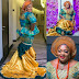 EFIWE GISTS: Eniola Badmus' Gorgeous Outfit to her Father's Burial Ceremony @eniola_badmus