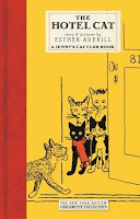 book cover of The Hotel Cat