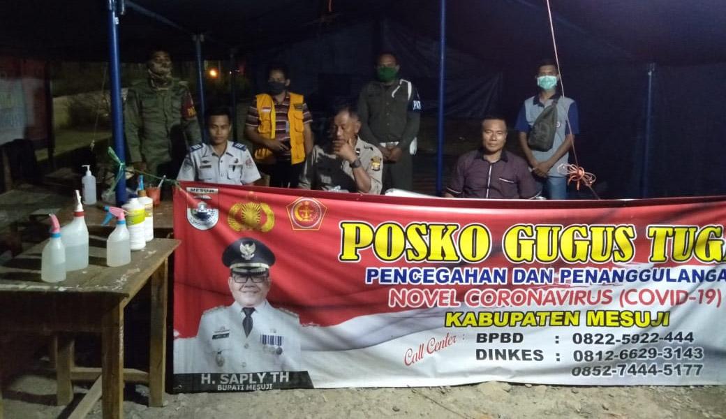Berdalih Harus  Loyal, Oknum Pejabat  Satpol PP Mesuji  Potong Uang Transport Anggotanya.