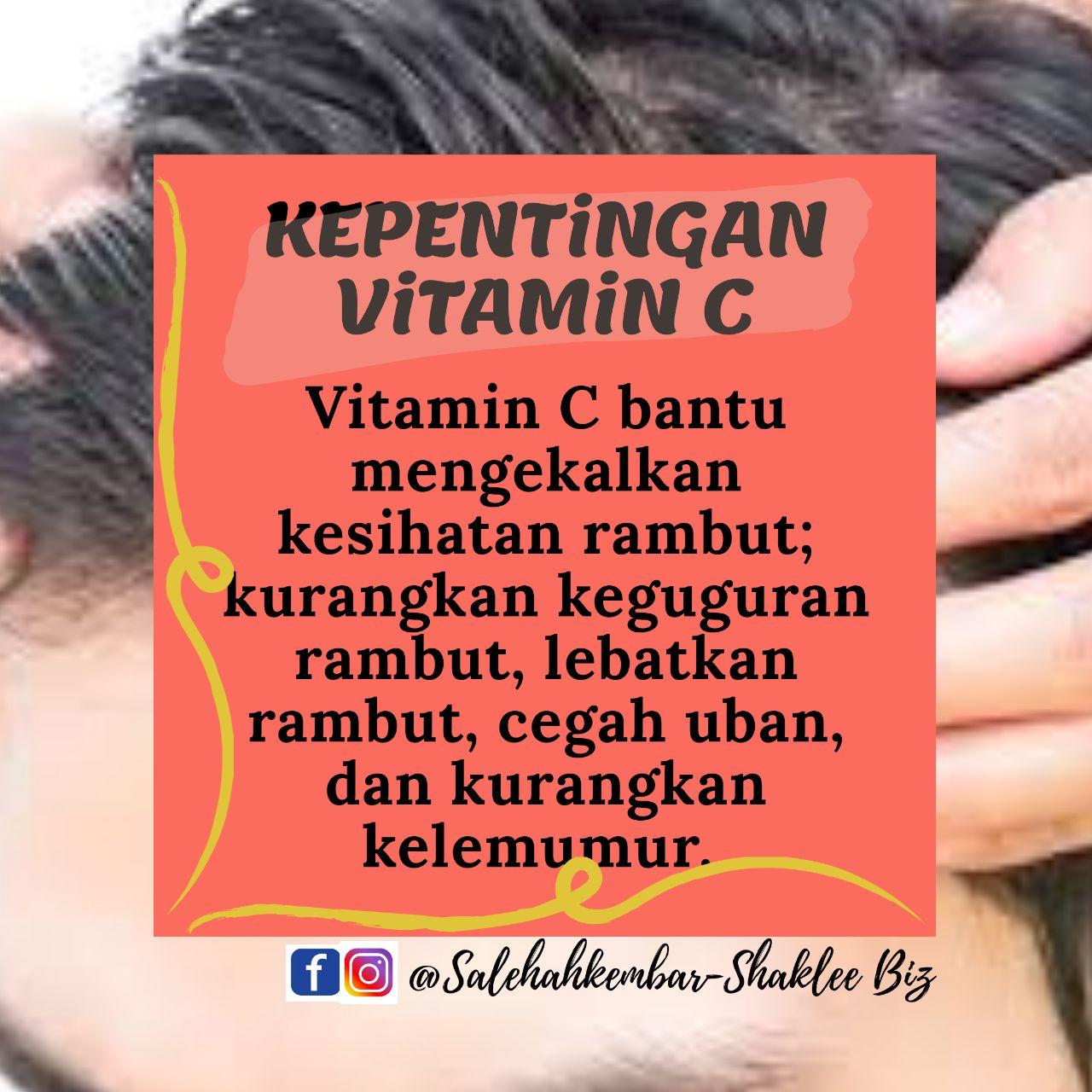 Kepentingan vitamin c, vitamin c penting, manfaat vitamin c, vitamin c terbaik