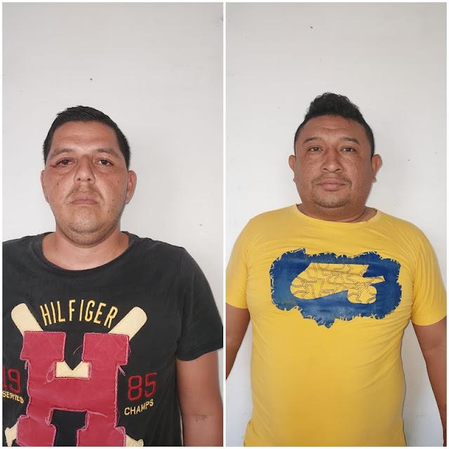 hoyennoticia.com, Atracadores se enfrentaron a tiros con la Policía en el barrio Arriba