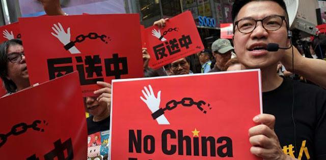 Menolak China