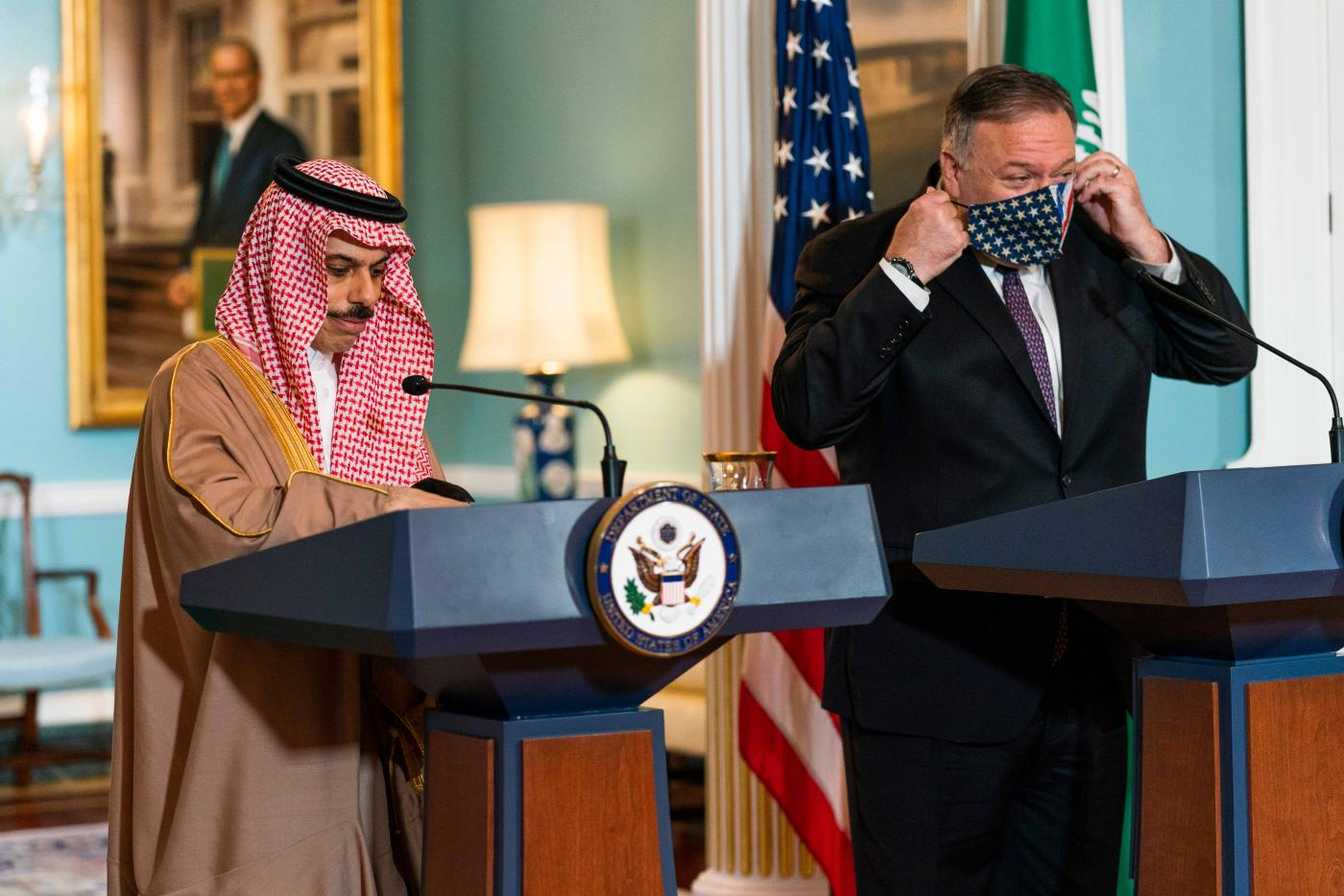 Menlu AS Berharap Saudi Jalin Hubungan Dengan Israel