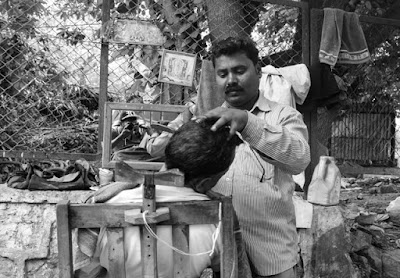 Street Photography by Ronak Sawant - Delhi, India.