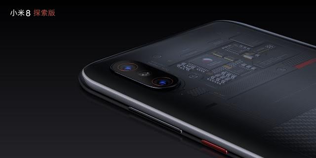 Xiaomi Mi 8 chính thức ra mắt 03