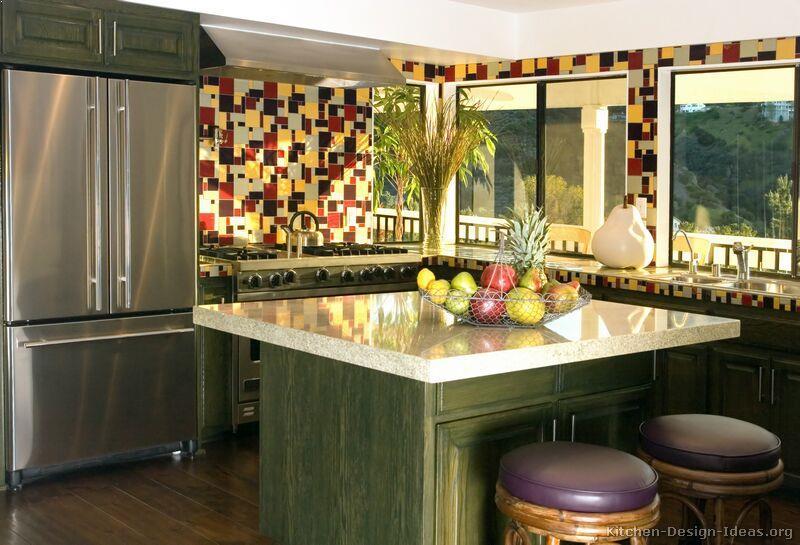 Modern Mexican Kitchen Design Kitchencabinetsdesignideas