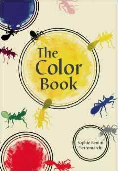 the color book cover