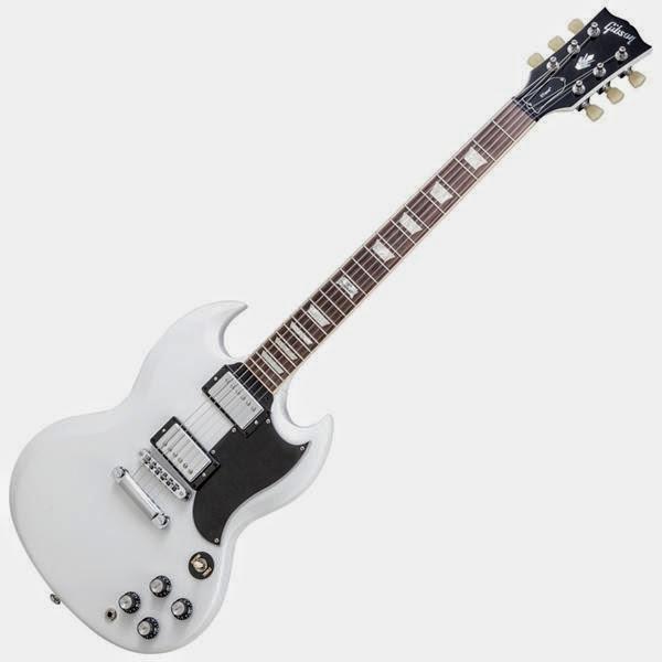 live tone guitar ltg gibson guitars gibson sg standard 2014 alpine white. Black Bedroom Furniture Sets. Home Design Ideas
