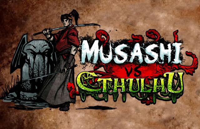 Musashi vs Cthulhu   Cultura japonesa e toque Lovecraftiano em jogo brasileiro