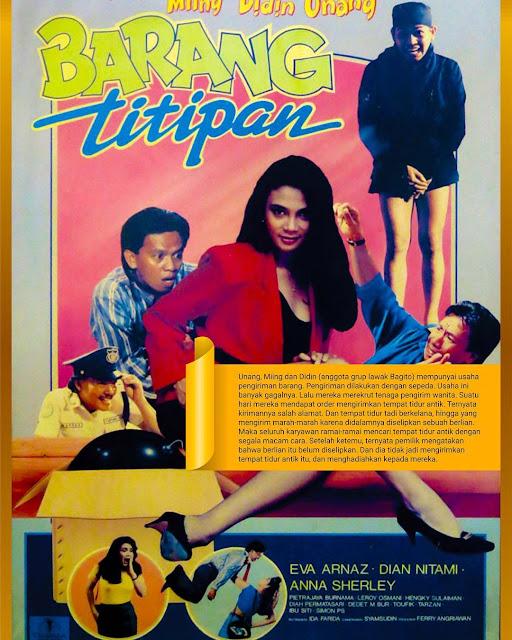 Barang Titipan (1991) WEBRip