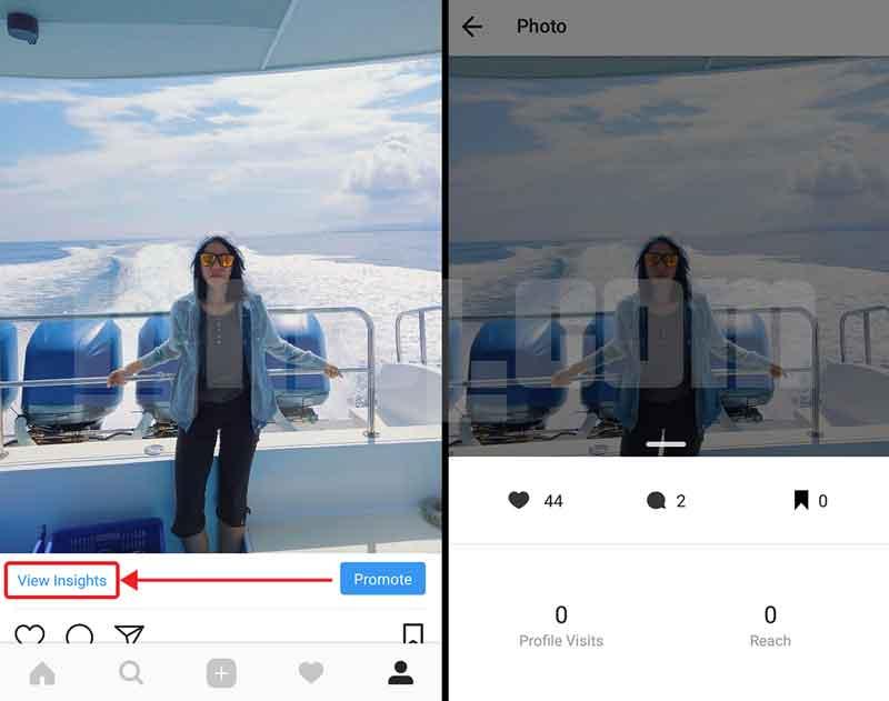 Cara Menggunakan Insight Instagram