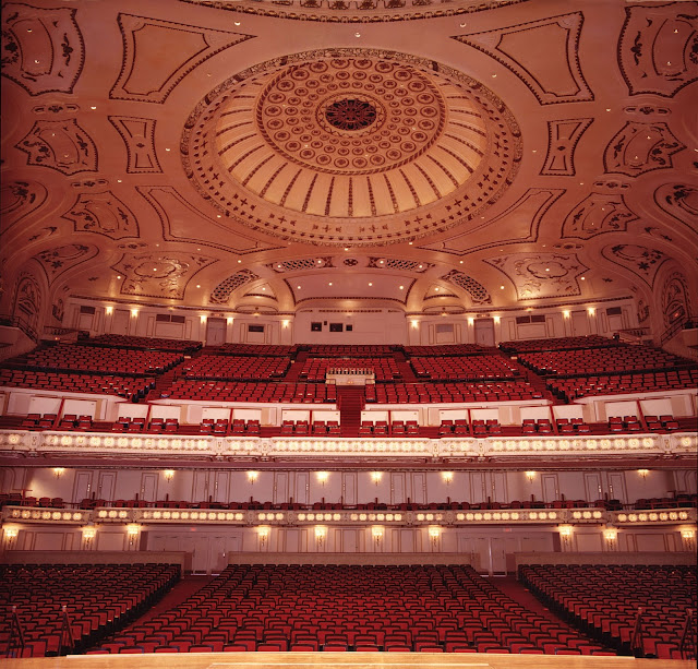 Dan Dreyfus Powell Auditorium