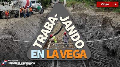 VIDEO: Trabajando en La Vega