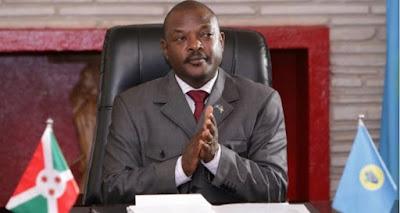 Petero  Nkurinziza