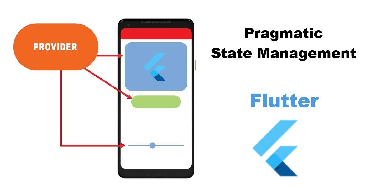 Flutter - Pragmatic state management using provider