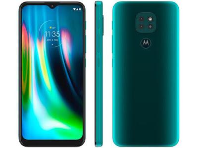 Smartphone Motorola Moto G9 Play (Canal da Lu - Magalu) Foto 1