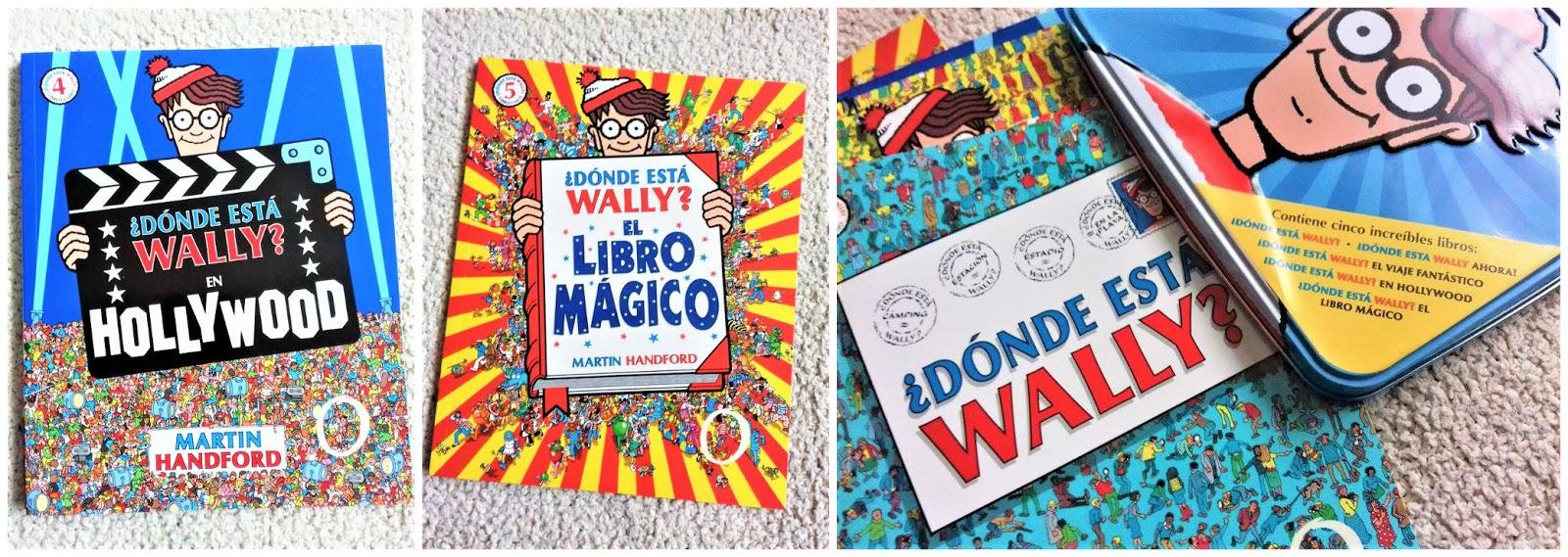 Así que como pueden ver en las fotos, ¿Dónde está Wally? Edición caja de  metal es un regalo de lujo, y obligatorio, para cualquier admirador de Wally .