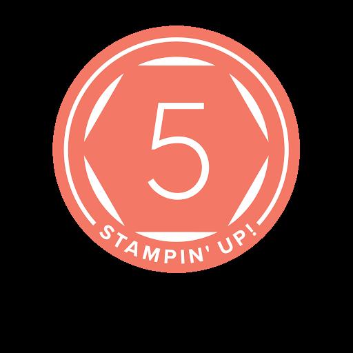 5 Year Anniversary Badge