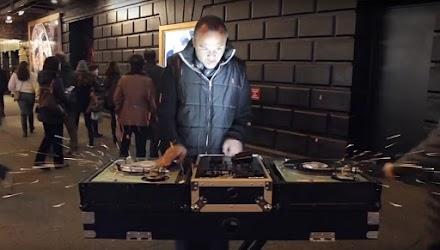 Mista Sinista - Turntable Opera 'Rock Wit Me' Musikvideo | SOTD