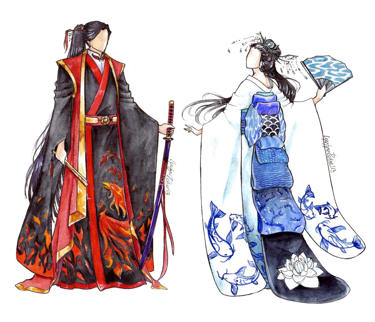 Kimono: Kimono History